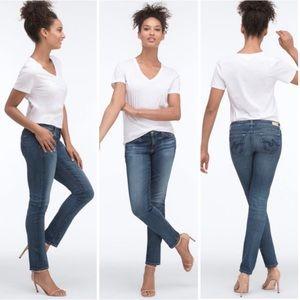 AG The Stilt Slim Cigarette Leg Elevn Jou Jeans 29
